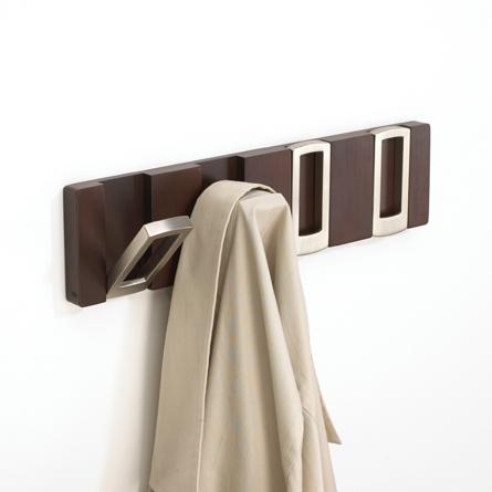 Umbra Hookaboo Wall Mount Coat Hat Rack Multi Hook New Ebay